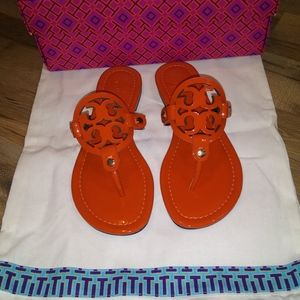 NWOT Tory Burch Miller sandals